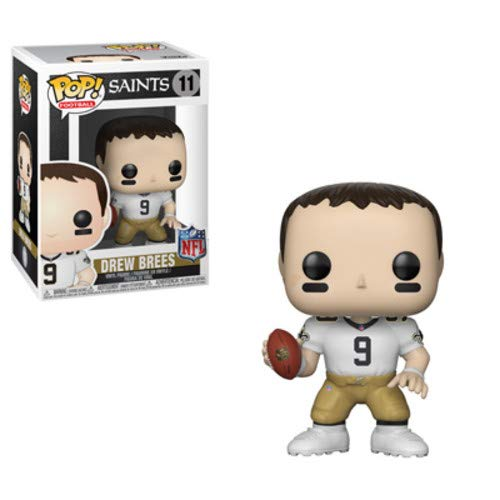 Funko POP NFL: Saints Drew Brees Action Figure