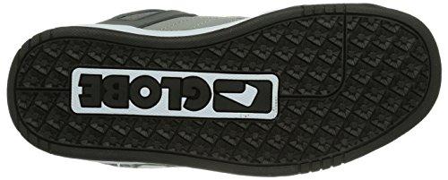 Globe Tilt, Zapatillas de Skateboarding para Hombre Gris (Grey Tpr 14210)