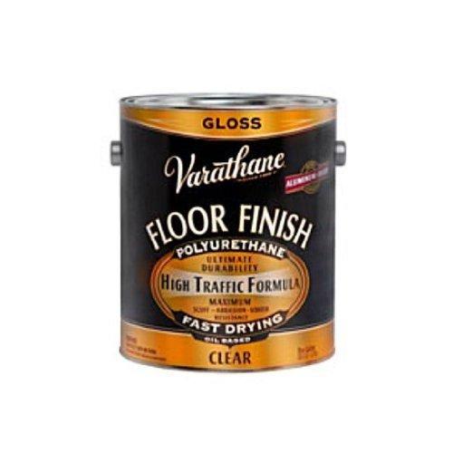 Floor Varathane Premium (RUST-OLEUM 130031 Varathane Gallon Gloss Oil Base Premium Polyurethane Floor Finish by Rust-Oleum)