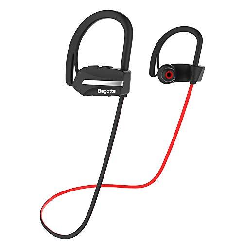 Auriculares Bluetooth, Bagotte Auriculares inalámbricos Deportivos ...