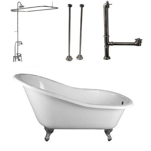 barclay tkctsh60 cp3 clawfoot tub