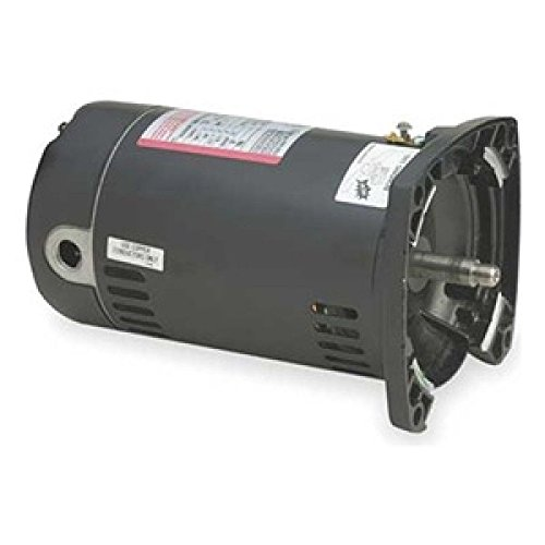 A.O. Smith SQ1072 0.75HP 115 / 230V 48Y Frame Square Flange Pool Pump Motor - 48y Square Flange