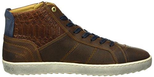 Pantofola dOro Canaverse Uomo Mid, Sneaker Basse Uomo Blau (.Jcu)
