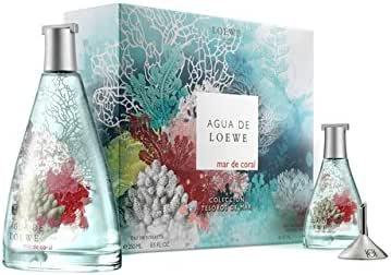 Loewe - Estuche de regalo Eau de Toilette Agua de Mar de Coral Loewe: Amazon.es: Belleza