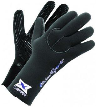 Neo 5 Glove - NeoSport 5-mm XSPAN Glove (Black, X-Small) - Diving, Snorkeling & Waterskiing