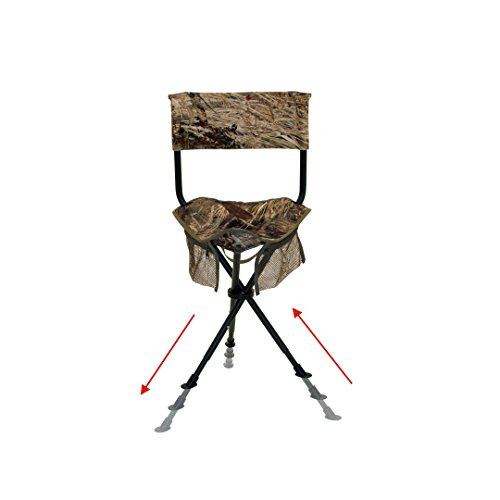 Travelchair Ultimate Wingshooter Camo Folding Tripod
