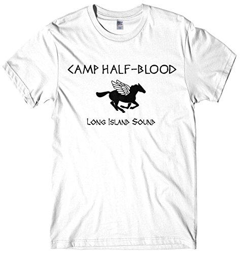 """Half """"camp T Scritta shirt Blood Inglese In Per Lingua Con Ragazzo ffHTqz"""