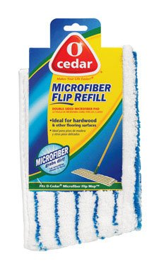MICROFIBER FLIP MOP REFI by OCEDAR MfrPartNo 133952