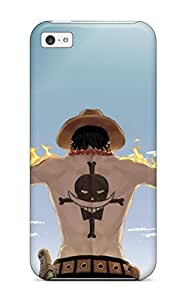 Marcella C. Rodriguez's Shop Iphone 5c Well-designed Hard Case Cover Portgas D. Ace , One Piece Protector