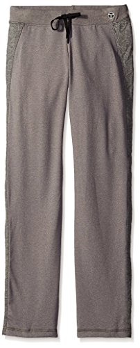 Trina Turk Recreation Women's Quilted Track Pants, Grey, S from Trina Turk