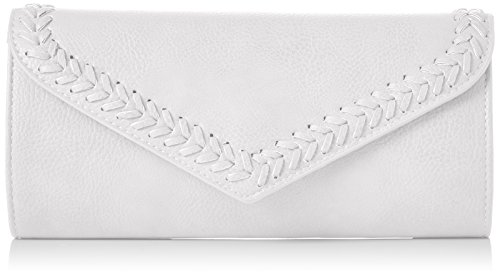 Envelope Swans Clutch Blanc Ashton Pochettes Swanky White x08RqORwE