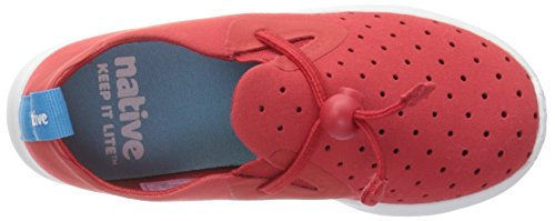 Native NativeApollo Moc Child - K - Apollo Moc Unisex-Kinder Rot / Weiß