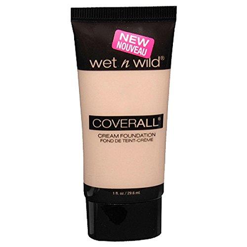 wet n wild coverall cream - 2