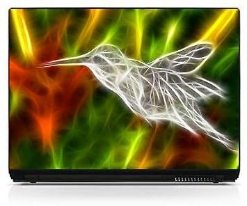 Skin adhesivo para ordenador portátil, diseño de colibrí ref 037: Amazon.es: Electrónica
