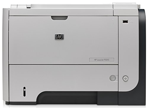 Hewlett Packard HP LaserJet Enterprise P3015DN Printer - Monochrome - 1200 x 1200 dpi - USB - Gigabit Ethernet - PC, Mac CE528A#ABA by HP