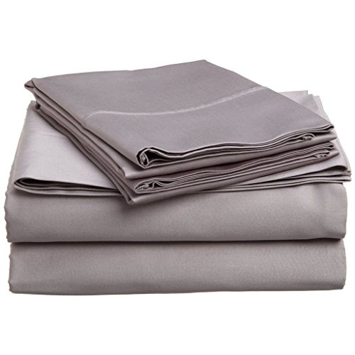 JB Linen 600 Thread Count 100% Pure Egyptian Cotton 4-Piece Sheet Set Full Bed Size/ Double Bed Size (54