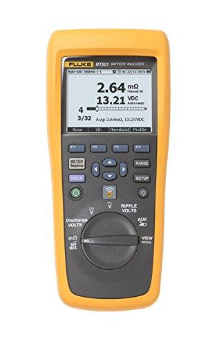 Fluke Network Analyzer - Fluke BT521 Advanced Battery Analyzer