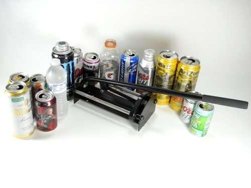 MasterCrush Aluminum Can Crusher Recycler (Electric Soda Can Crusher compare prices)