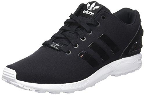 adidas Damen ZX Flux Candy W Sneakers, Schwarz Schwarz