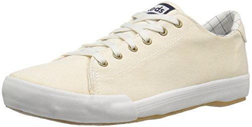 Keds Women's Lex LTT Fashion Sneaker, Natural, 8 M US