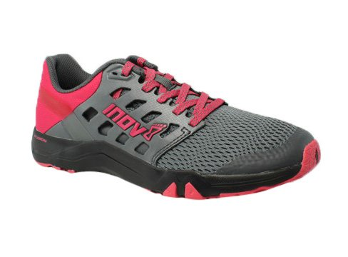 Inov-8 Womens All Train 215 Dark Grey/Pink/Black Running, Cross Training Shoes Size 11 New