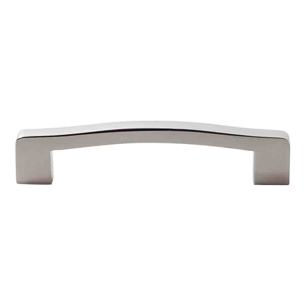 Top Knobs 7 9/16'' Center Bar Pull Finish: Brushed Stainless Steel - SS108
