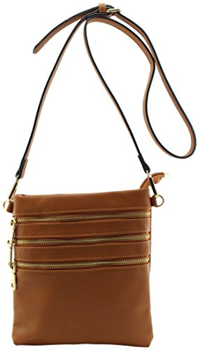 removable bags functional Brown amp;Joey 4 body cross light weight crossbody with pockets Amy strap 8vqOtwxwZ