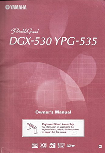 yamaha-portable-grand-dgx-530-ypg-535-owners-manual