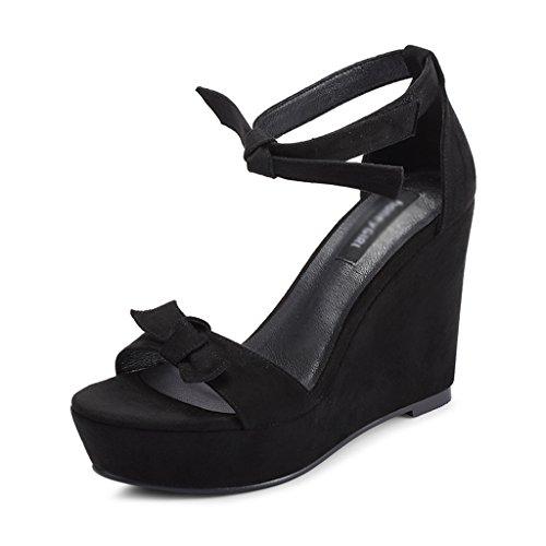 mode hommes sandales couleur noire imperméable à l'eau facile à porter qGuKQX
