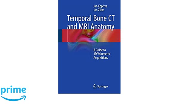 Temporal Bone CT and MRI Anatomy: A Guide to 3D Volumetric ...
