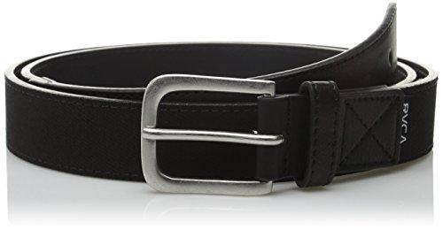 RVCA Men's RESERVOIRE Belt, black L/X