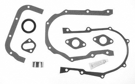 MAHLE Original JV921 Engine Timing Cover Gasket Set - Ford Thunderbird Timing Cover