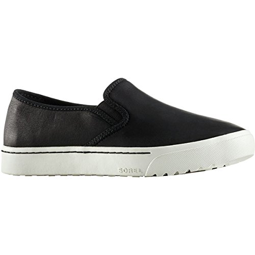 Donna Sneakers slip On Campsneak Sorel Nero zIgRAn
