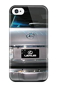 High-end Case Cover Protector For Iphone 4/4s(lexus Lx 570 25)