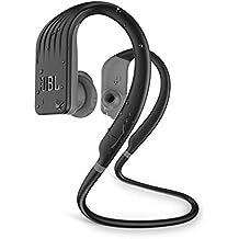 JBL Endurance JUMP Waterproof Wireless Sport In-Ear Headphones with One-Touch Remote (Black)