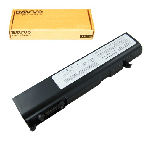 Bavvo Battery Compatible with Toshiba Tecra M5-143 M5-292 M5-382 M5-383 M5-384 M5-403 M5-415 M5-417 M5L Series M5-S433