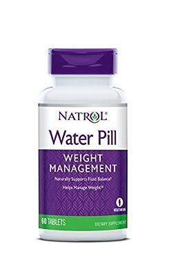 Natrol Water Pill Tablets