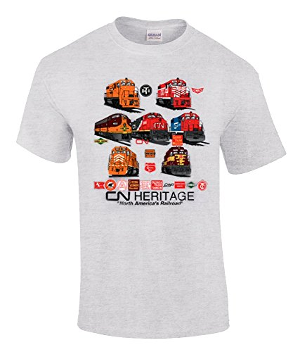 Canadian National Heritage T-Shirt Adult Large [102]