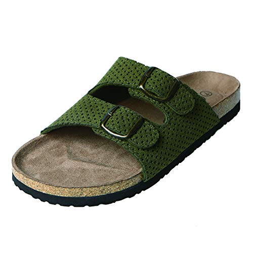 Northside Women's Mariani Sandal Olive 7 M US
