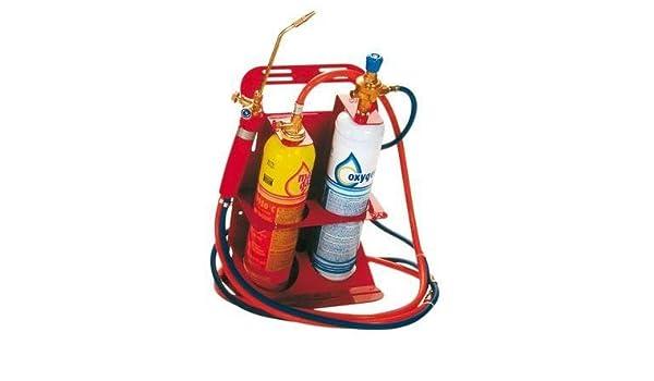Kit soldadura TURBO Juego 90 oxi-propano: Amazon.es: Industria, empresas y ciencia