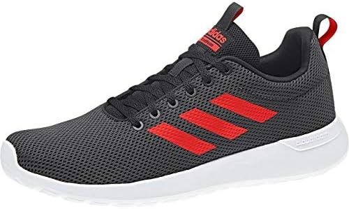 adidas Lite Racer CLN, Chaussures de Running Hommes, Carbon/Hirere/Ftwwht Carbon/Hirere/Ftwwht, 40 EU