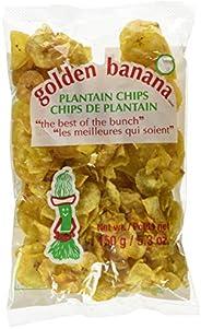 GOLDEN BANANA Chips, 5.3 Ounce