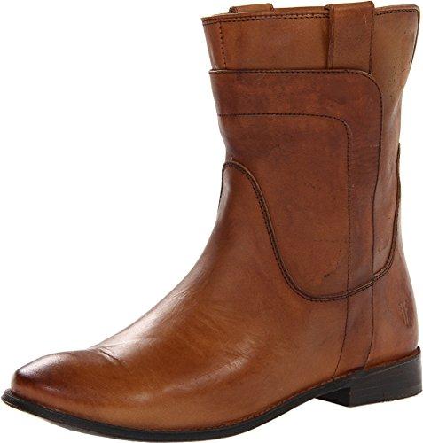 Women's Frye 'Paige' Short Boot Camel Size 8.5 M