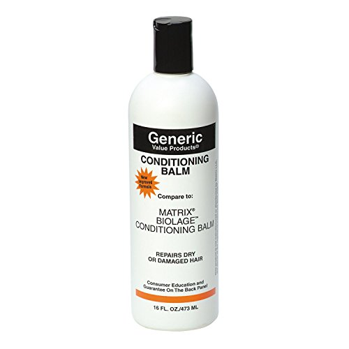 Generic Value Products Conditioning Balm Compare to Matrix B