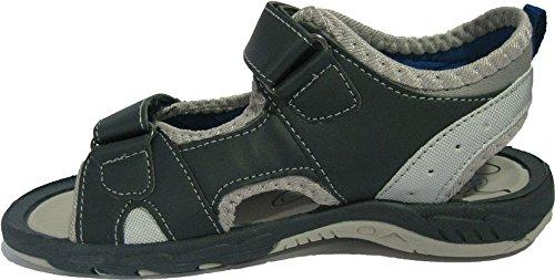 Sandales à scratchs pour garçons