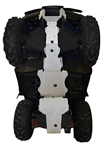 Honda FourTrax Rubicon I.R.S 3-Piece Full Frame Skid Plate Set