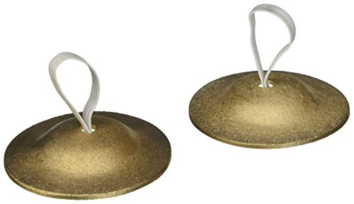Zildjian Thin Finger Cymbals, Pair (Best Cymbals For Recording)