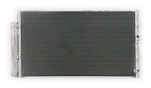A-C Condenser - Pacific Best Inc For/Fit 4145 13-16 Scion FR-S Subaru BRZ AT 2.0L L4 w/ Receiver & Drier