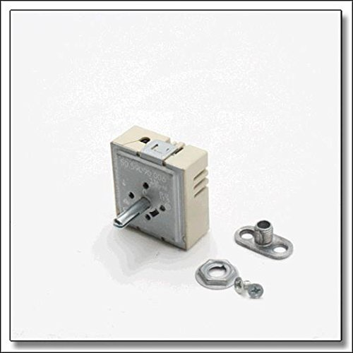 Duke 5578-2 Infinite Switch 208V/13A Palnut Mounted For Duke Food Warmer F303M E304M 421391