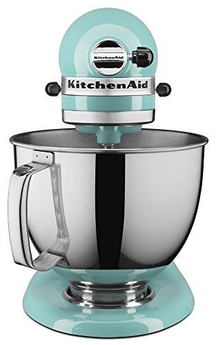 KitchenAid KSM150PSAC Artisan Series 5-Qt. Stand Mixer with Pouring Shield - Almond Cream